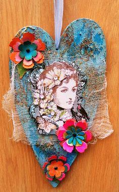 Sue The Iron: Flowers For Indigo Blu