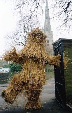Whittlesea Straw Bear
