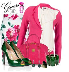 """Guess Girl Frangrance"" by angela-windsor on Polyvore"