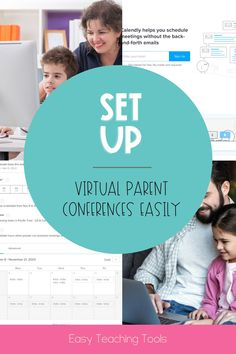Set up a virtual parent conference easily for distance learning. You can use Zoom, Google Meet, and MS Teams for online parent conferences. Special Education Teacher Jobs, Jobs For Teachers, Classroom Organization, Classroom Ideas, 5th Grade Teachers, Special Needs Students, Autism Classroom, Teacher Hacks, Upper Elementary