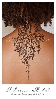 Floral Henna Tattoo by `FaMz on deviantART **************USE HENNA DESIGNS AS THE BASE,FOR IDEAS FOR 'DOODLES',MANDALAS