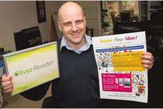 Dorking dad creates web reading app for children with dyslexia | Dorking and Leatherhead Advertiser