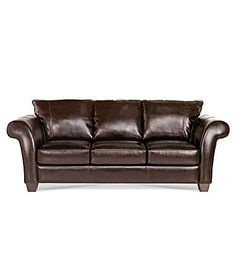 Sleeper Sofas Natuzzi brown leather couch This is the style I like