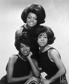 The Supremes ~ too many favorite songs to name. What a polished sound they had! Loved the outfits!