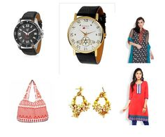 Get upto 89% off on #Fashion and #Accessories