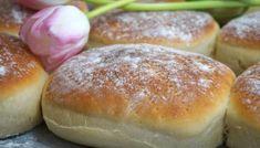 Låt jäsa övertäckt ca 30 minuter. My Daily Bread, Homemade Dinner Rolls, Scandinavian Food, Danish Food, Swedish Recipes, Bread Cake, Food Tasting, Bread Baking, Food Inspiration