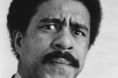 "Richard Pryor. ""I gotta be the only motherfucker on Earth to set himself on fire while freebasin'! And I heard all ya'll jokes about me."" (pulls a match out and lights it) ""'What's that?' 'Richard Pryor runnin' down the street.' Fuck you !"""