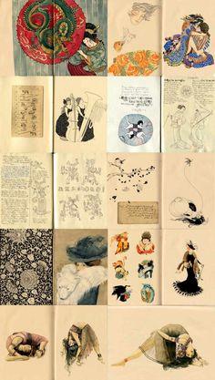 Sveta Dorosheva Narrative Illustration inspiration