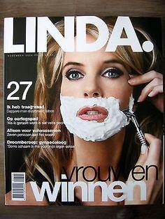 LINDA.27 11/2006 Johnny de Mol|Arie Boomsma|Kelly|Antonie Knoppers|John de Wolf