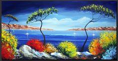 Peinture tableau de l'artiste peintre Bruni Eric