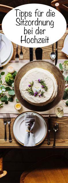 Tipps für die Planung der Sitzordnung bei der Hochzeit