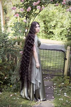 Pretty Hairstyles, Braided Hairstyles, Fairytale Hair, Curls For Long Hair, Really Long Hair, Wild Hair, Long Locks, Beautiful Long Hair, Mermaid Hair
