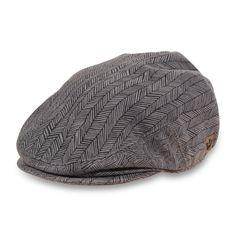 The Bestie Polyester Flatcap hat - Goorin Bros Hat Shop