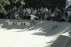 Converse's global 'Fix to Ride' platform sets out to improve derelict concrete skate parks by renovating and reviving them for the local community. The bowl at Kennington in London had huge cracks and an uneven surface after 35 years of use, so Converse gave it a new surface and added some new features with the help of California Skateparks.
