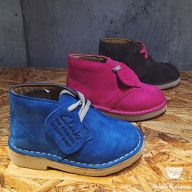 Mini Clark's Boots