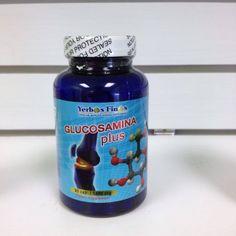 La Glucosamina Plus funciona como auxiliar en casos de osteoartritis, particularmente de rodilla, artritis y dolor en articulaciones.