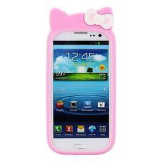 Lovely Girl telefoonhoesje Samsung Galaxy S3 - PhoneGeek.nl