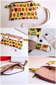 Owl small handbag