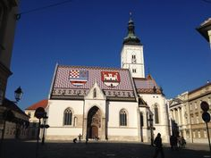 To put it in one sentence: Zagreb turned out to be way better than I expected. Probably because I… Read Zagreb Croatia, Notre Dame, Mansions, Live, House Styles, Building, Travel, Viajes, Manor Houses