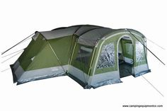 The Camping Equipment Company: USA - POLARIS 12 person family camping dome tent, $499.99 (http://www.campingequipmentco.com/polaris-12-person-family-camping-dome-tent/)
