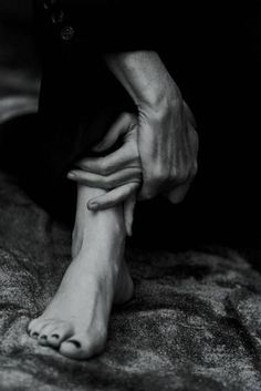 Peter Lindbergh - remember pedicures