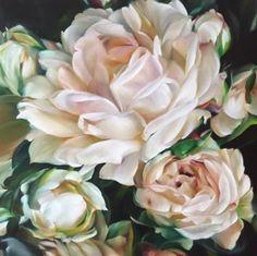 Marcella KasparThe Gift 140x40cmoil on gesso board2015SOLD