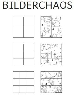 Bilderchaos Legasthenie Dyskalkulie visuelle Wahrnehmung räumliche Wahrnehmung Eltern Kinder Schule Unterricht Hilfe