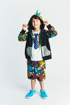 Picture of A Bathing Ape 2015 Spring/Summer Kids Lookbook