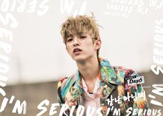 DAY6 <Every DAY6 April> Teaser Image  #DAY6 #EveryDAY6  #ImSerious #Jae