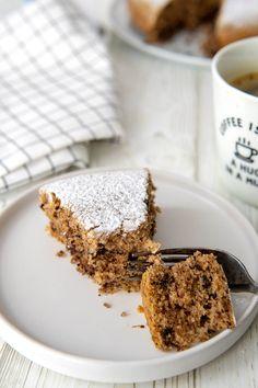 Questa torta stracciatella senza burro e uova (altrimenti detta vegan) è la prova lampante di quanto tale visione sia completamente lontana dalla realtà (e ve lo dice una non vegana). #torta #cake #chocolate #food #cakes #os #sweet #foodporn #instafood #pastry #tortas #cakedesign #dolci #dessert #pasticceria #a #love #bolo #cumplea #birthdaycake #instacake #torte #pastel #cakedecorating #o #dolce #happybirthday #pasteleria #cakestagram #bhfyp Tiramisu, Dessert, Cakes, Ethnic Recipes, Cake Makers, Deserts, Kuchen, Postres, Cake