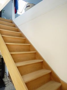 1000 ideas about peindre un escalier on pinterest wood staircase stairs and wood for Peindre un escalier en bois exotique
