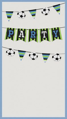 This free paperless Evite soccer-themed design provides inspiration for both kids' birthday parties, soccer team celebrations and World Cup gatherings. Invitations, Soccer Games, Celebrations, Birthday Parties, Party, Kids, Free, Inspiration