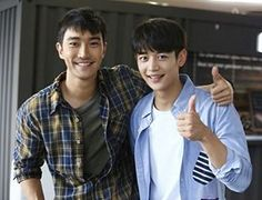 #TwoChoi #Siwon #Minho #shinee #choiminho #SuperJunior
