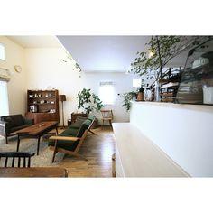 Hisashiさんの、北欧,ボーエモーエンセン,マッコブチェア,北欧ヴィンテージ,古道具,部屋全体,のお部屋写真