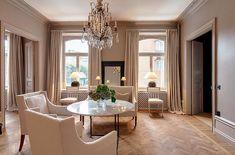Lakberendezési stílusok - nagypolgári lakás, szolíd elegancia ...