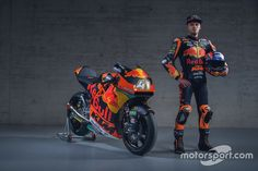 Brad Binder, Red Bull KTM Ajo at KTM Racing launch High-Res Professional Motorsports Photography Motogp, Red Bull, Binder, Product Launch, Racing, Photography, Running, Trapper Keeper, Photograph