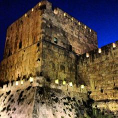 David's Tower Jerusalem  Israel Share your Israel Experience  join https://www.facebook.com/groups/65681017224/