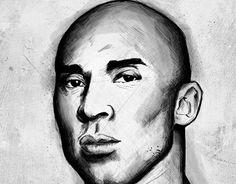 """Check out new work on my @Behance portfolio: """"Kobe Bryant"""" http://be.net/gallery/36198103/Kobe-Bryant"""