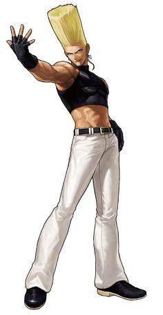 Benimaru Nikaido - Pictures  Characters Art - King of Fighters XIII