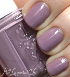 """Essie Winter 2013 """"Shearling Darling"""" Nail Polish Collection Swatches - Warm and Toasty Turtleneck"""