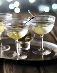 Vodka Martini – the killer cocktail for parties, it's licensed to thrill.