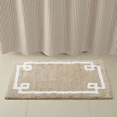 Evan Cotton Tufted Rug Taupe 24x40 * Learn more by visiting the image link.