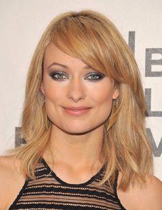 Pin for Later: Blonde Ambition: 18 Célébrités Qui Se Sont Teint Les Cheveux Cette Année Olivia Wilde Bien qu'on la connaisse brune, Olivia Wilde est en fait blonde.