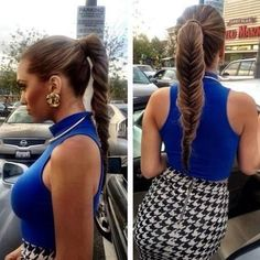 Such an amazing braid