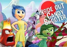 Inside Out Candy Shooter