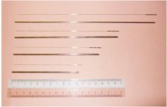 長鍼 貴子鍼灸治療室・メディカルダイエット研究所 鍼灸治療 鍼の安全性