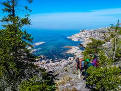 No walls out here! Parks Canada, Lake Superior, Hiking Trails, Trek, Coastal, National Parks, Walls, Mountains, Outdoor