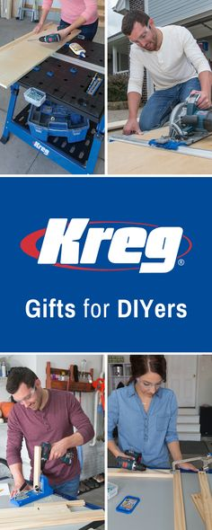 Handpicked gift ideas for the DIYer in your life!
