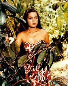Rainbow Island (1944) Staring Dorthy Lamour, the Sarong Siren!