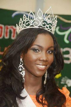 Rudayyah Boyer Miss International Guyana 2014.